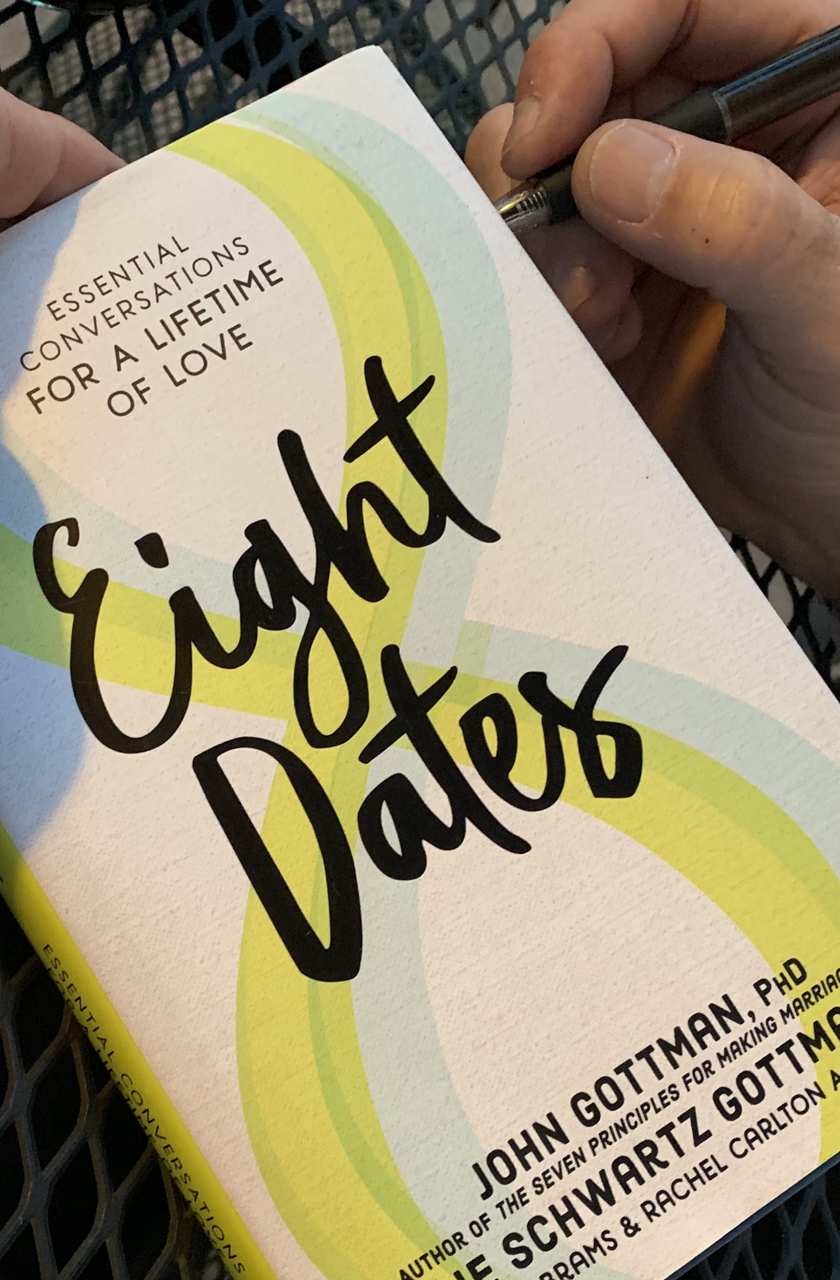 Eight Dates for a lifetime of love.
