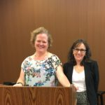 Alysha Roll and Mary Beth George, couples counseling.
