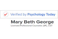 Psychology Today, Mary Beth George.